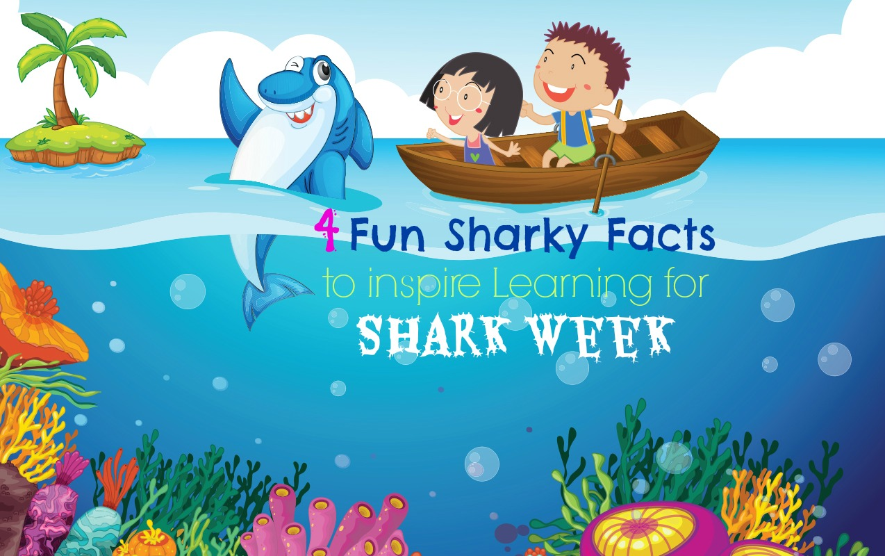 In Science: Don't let Your Child Become Shark Bait!