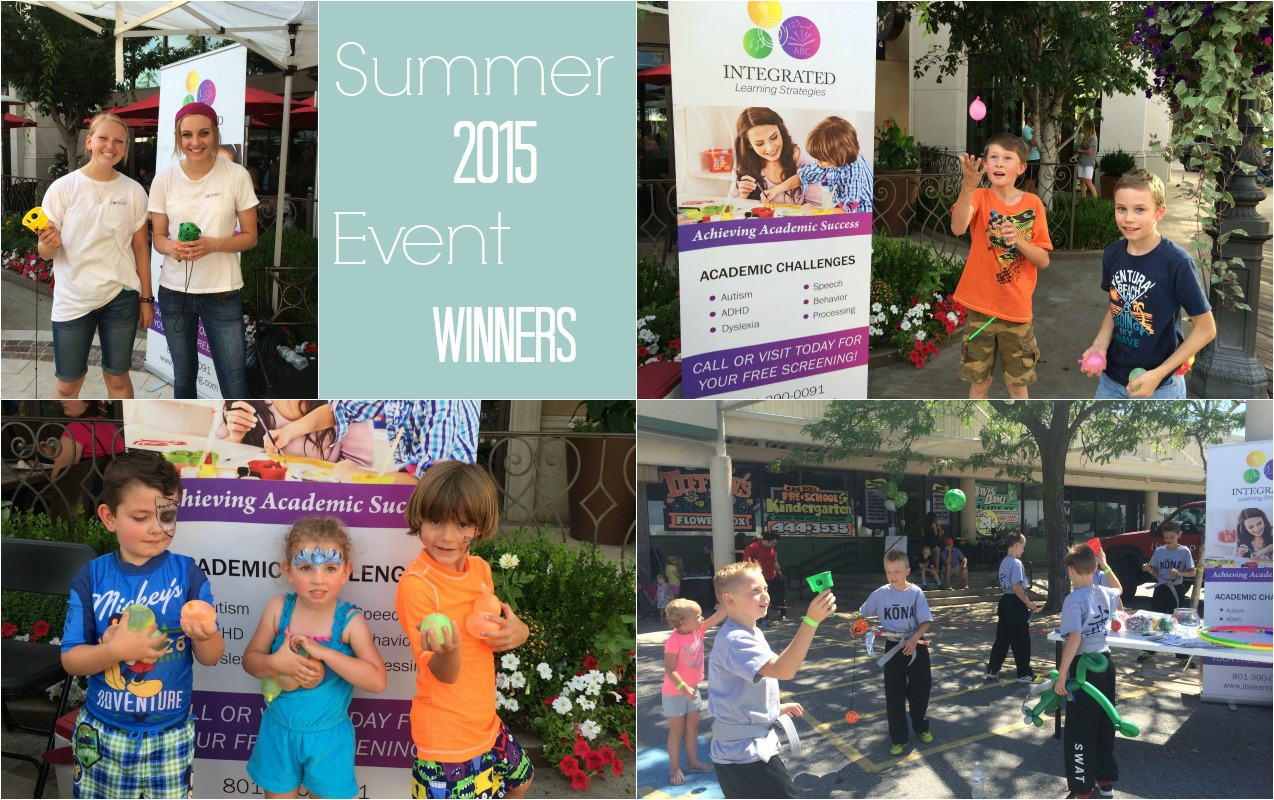 Summer 2015 Event Winners Announced