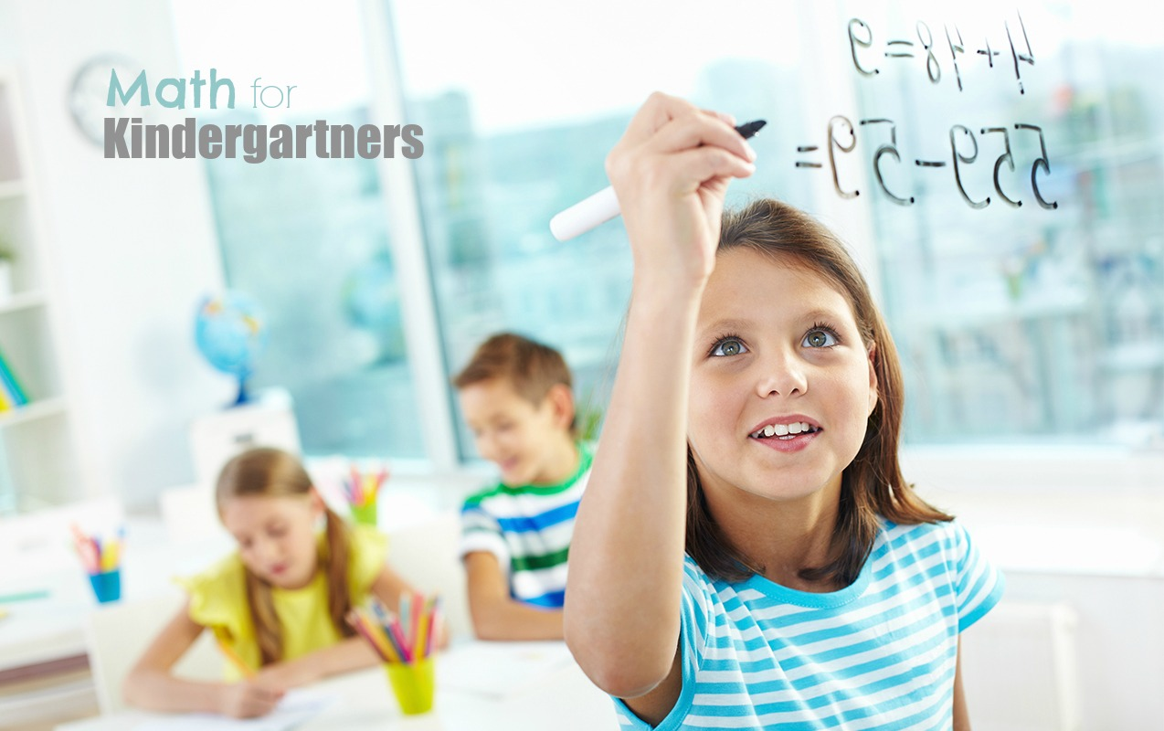 Smart Math Center Activities for Teaching Kindergarteners Common Core Math