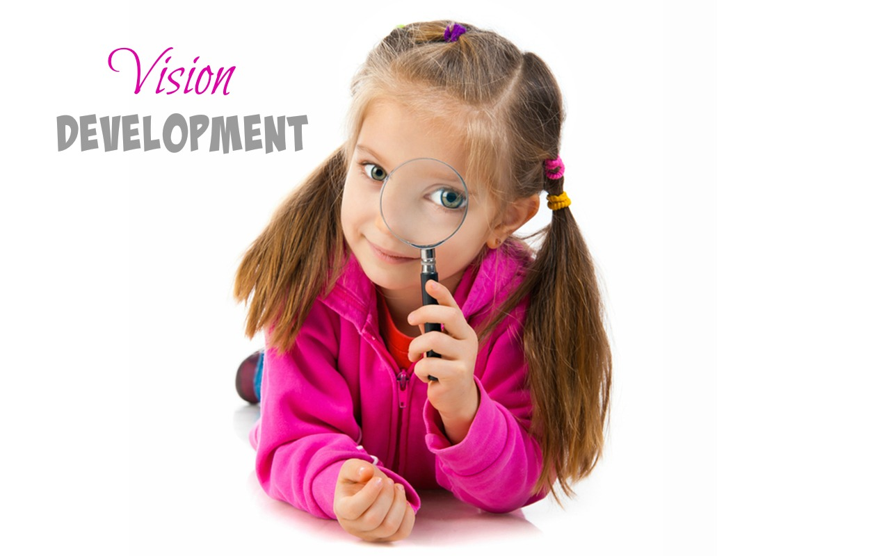 Vision Development, Not Glasses May be the Answer to Reading