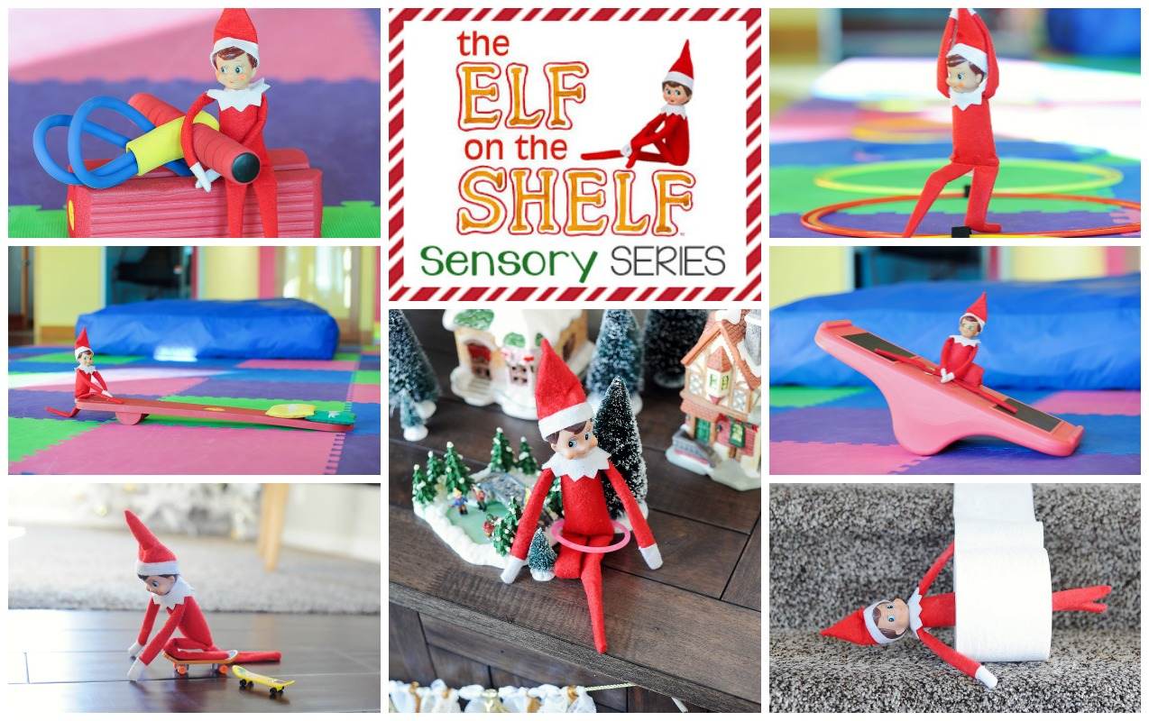 13 Gross Motor and Midline Elf on the Shelf Activities for better School Performance