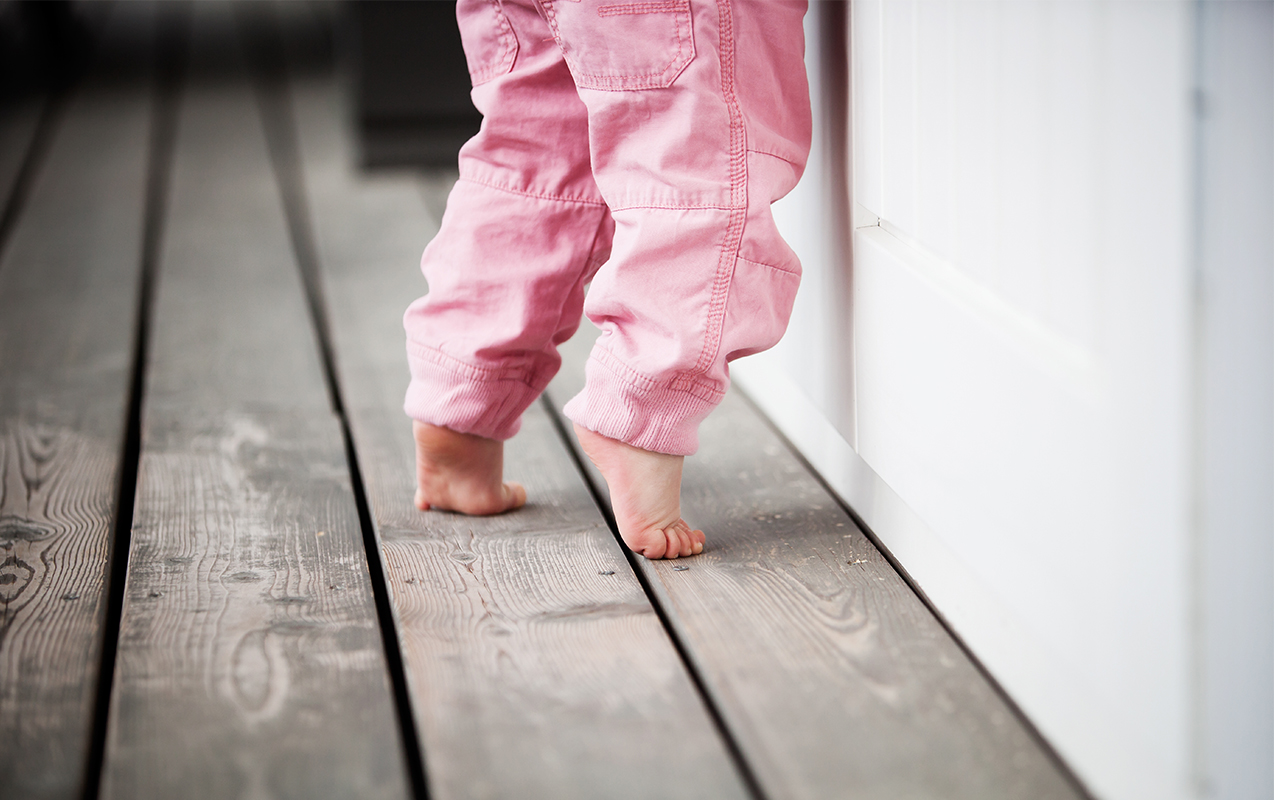 TOE WALKING: Doctor Attributes Toe Walking to Signs of Poor Vestibular
