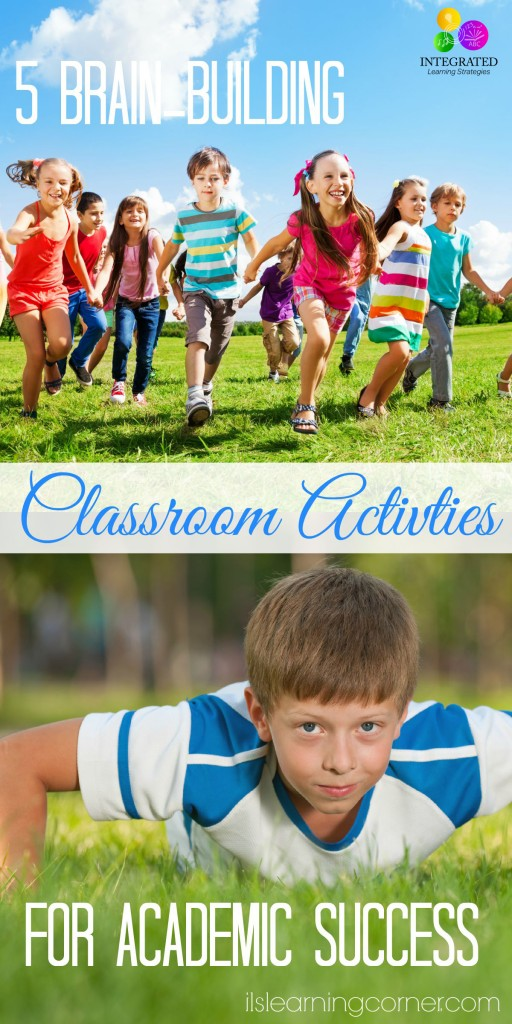 5 of the Best Brain-Building Activities to Help your Child Learn that may Surprise You | ilslearningcorner.com #kidsactivities #schoolhelp