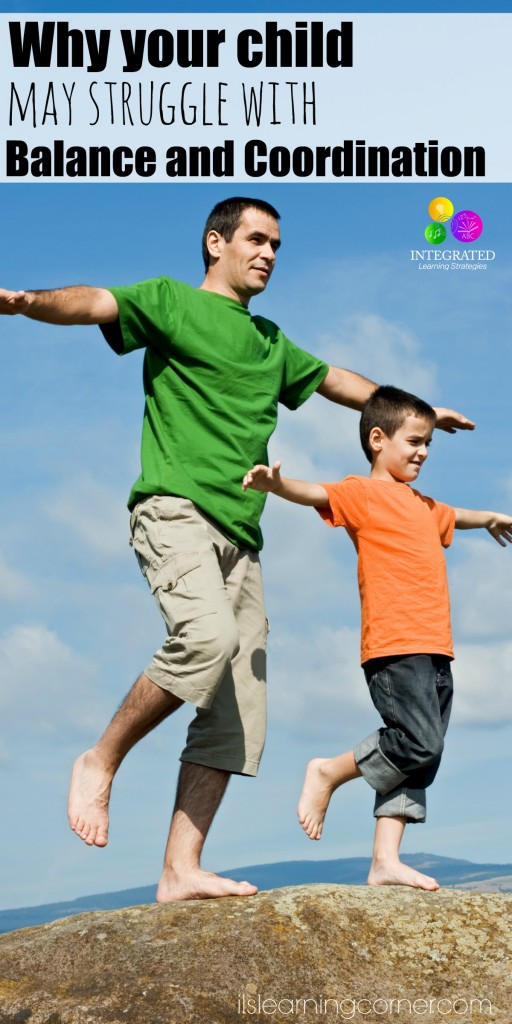 Retained Primitive Reflex Behind Your Child's Coordination Issues | ilslearningcorner.com