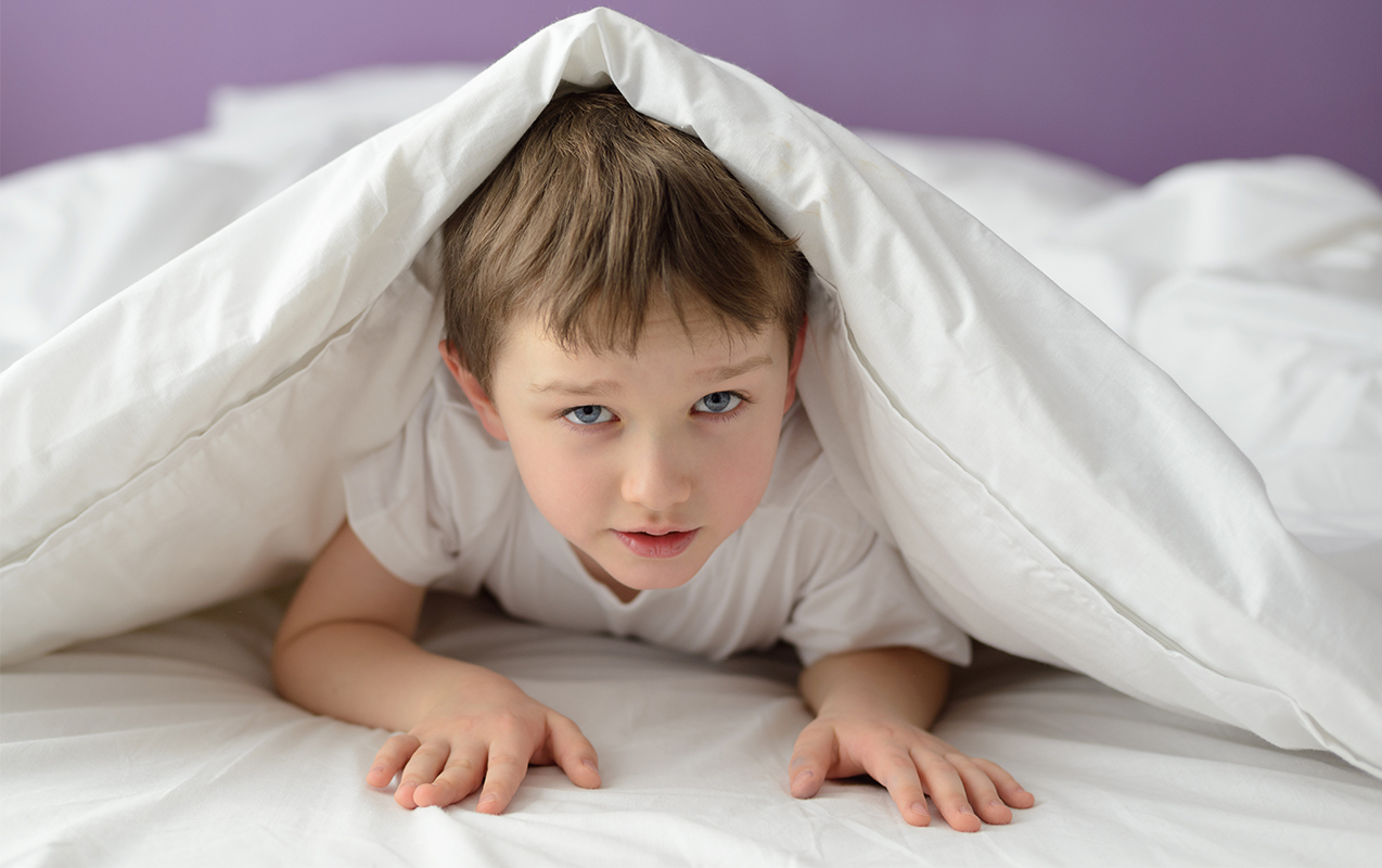 Weighted Blankets: What is a Weighted Blanket and Why does Deep Pressure help my Child?