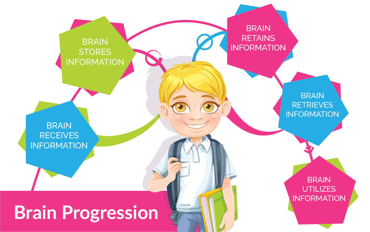 Learning Memory: How Your Child's Input / Output Systems Create a Learning Memory Process
