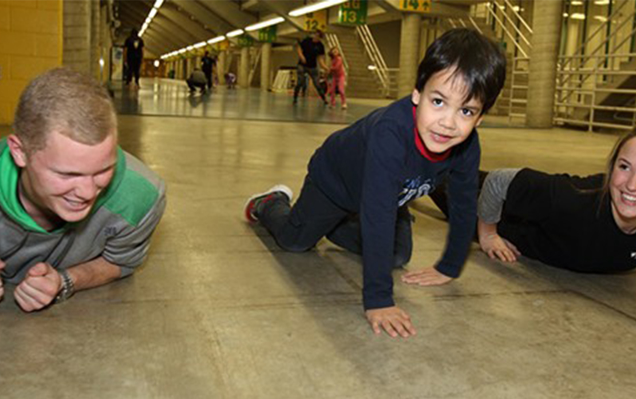 Special needs children: 5 ways to help their physical literacy flourish