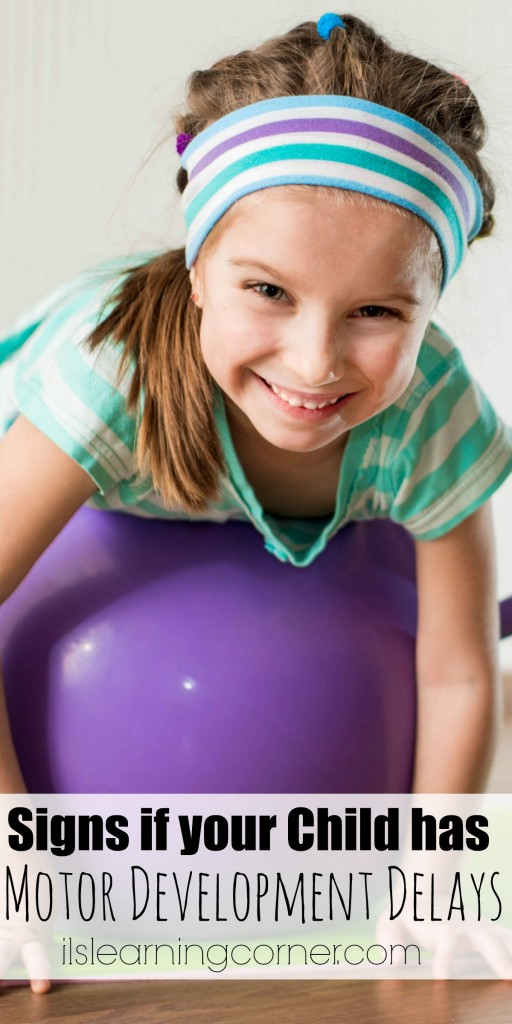 Cerebellum: Signs of Motor Planning Delays if Your Child has an Underdeveloped Cerebellum | ilslearningcorner.com