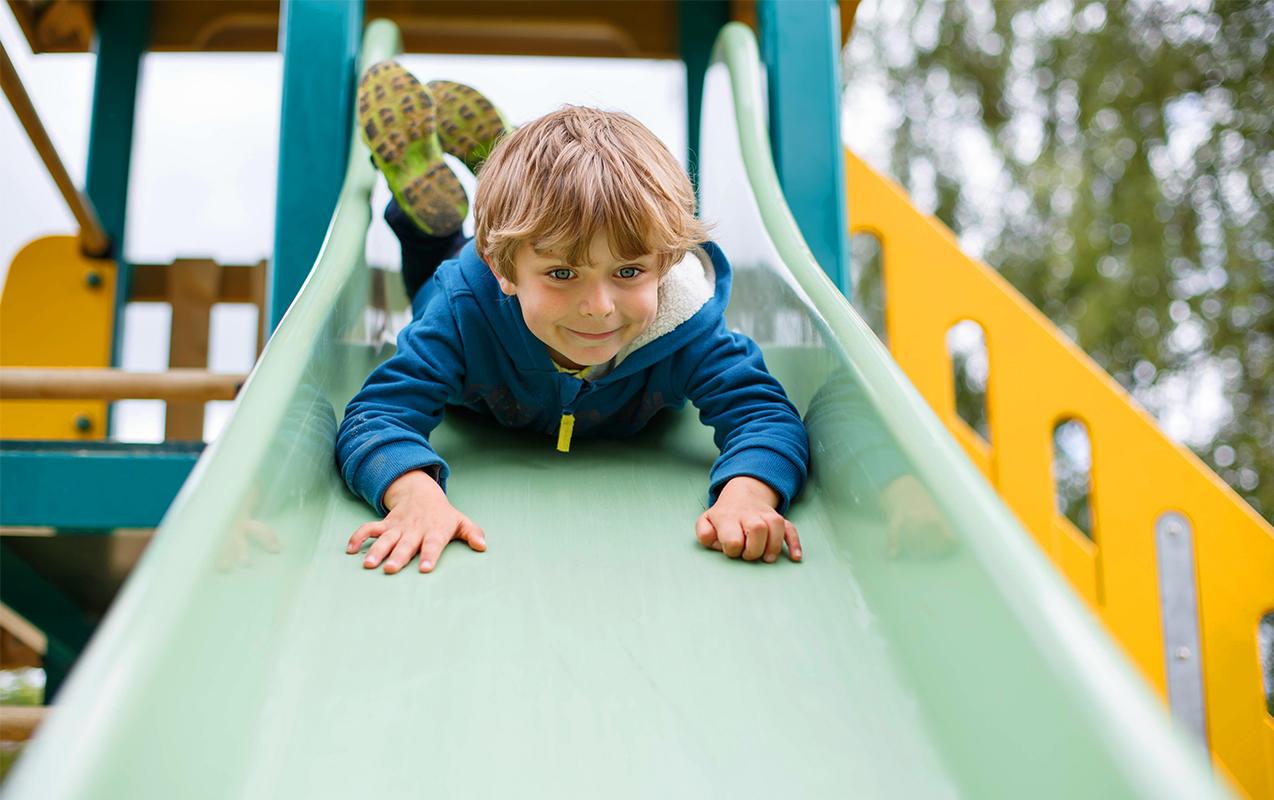 No Rules Recess: School Encourages