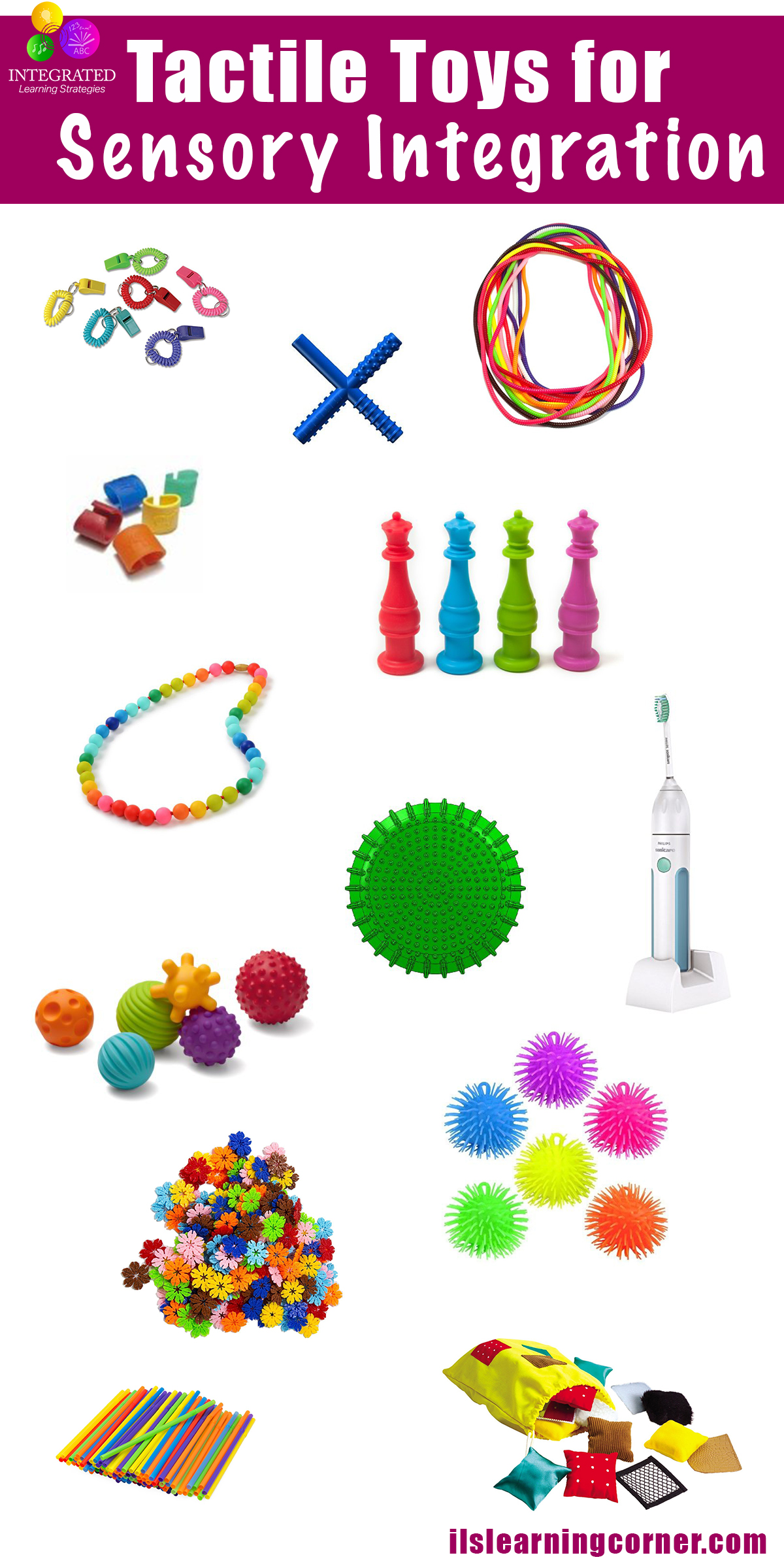 Tactile Toys Toys for Sensory Defensiveness and Tactile