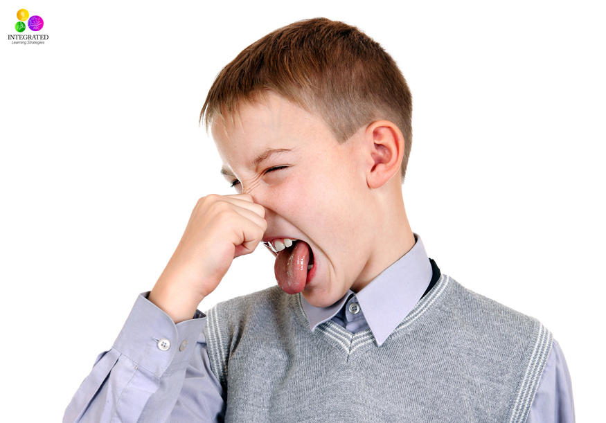 Sense of Smell: Why My Child Shows Sensory Defensiveness ...