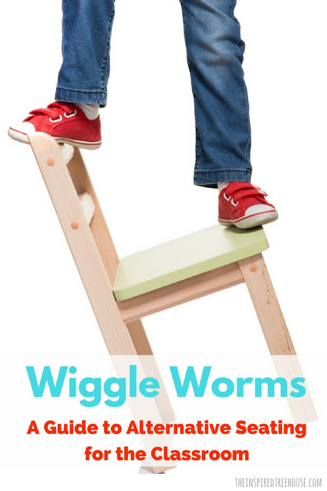 Fidgety Children: Alternative Classroom Seating for Wiggle Worms in the Classroom | ilslearningcorner.com
