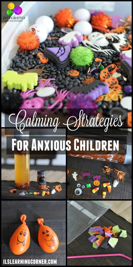 Calming Strategies for Anxious Children | ilslearningcorner.com