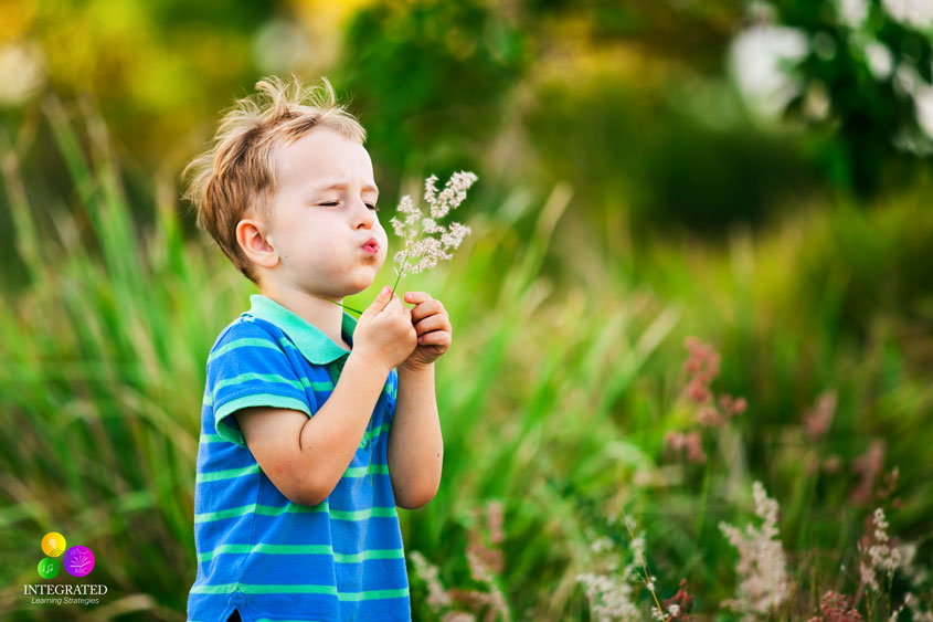 Breathing Exercises for Sensory Defensive Kids | ilslearningcorner.com