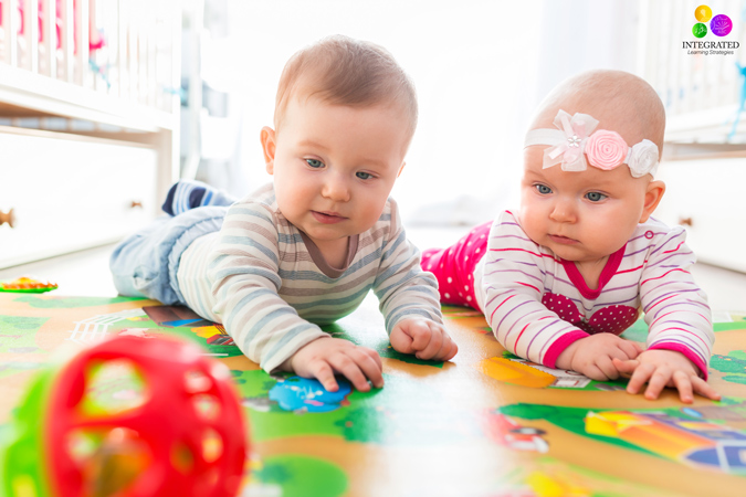 Tummy Time: Brain-Building Exercises for the Baby that Hates Tummy Time | ilslearningcorner.com