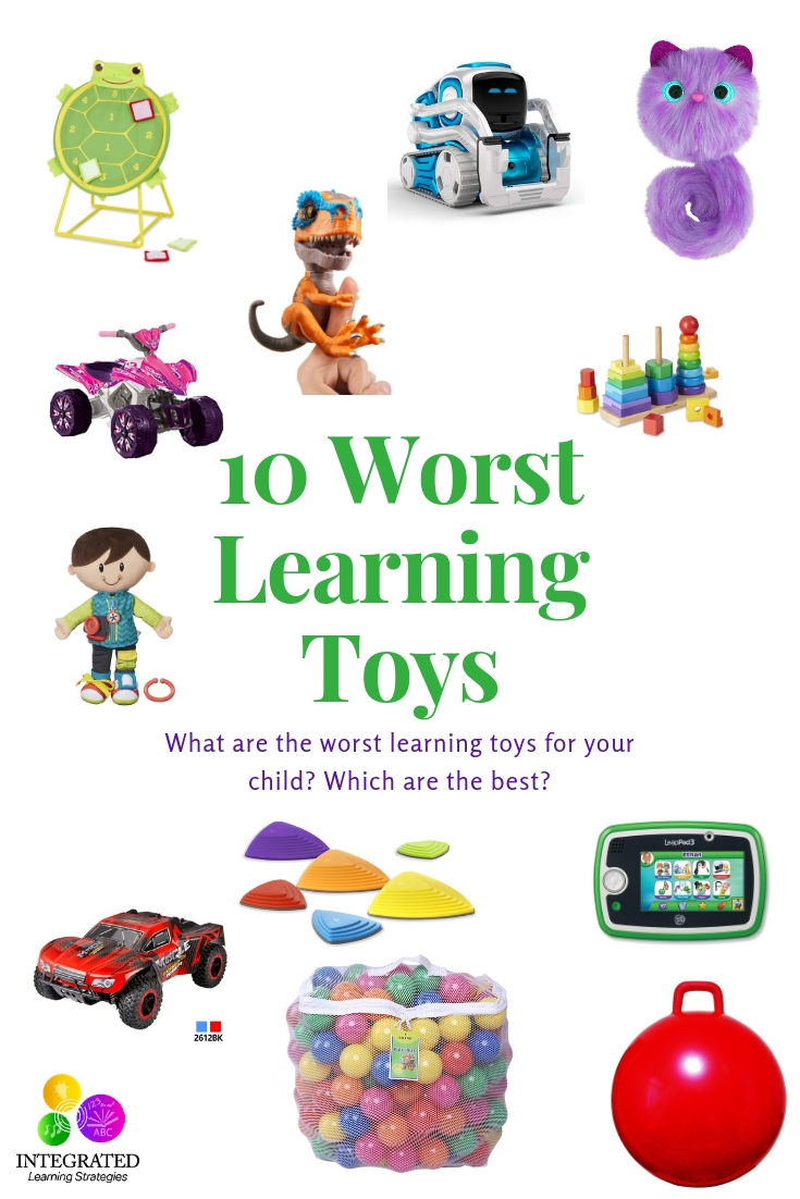 LEARNING TOYS: 10 of the Worst Toys for Your Child's ...
