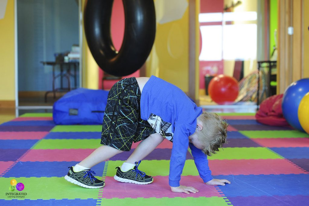 Brain-building activities for Better Emotional Regulation, Motor Skills and Core Muscle