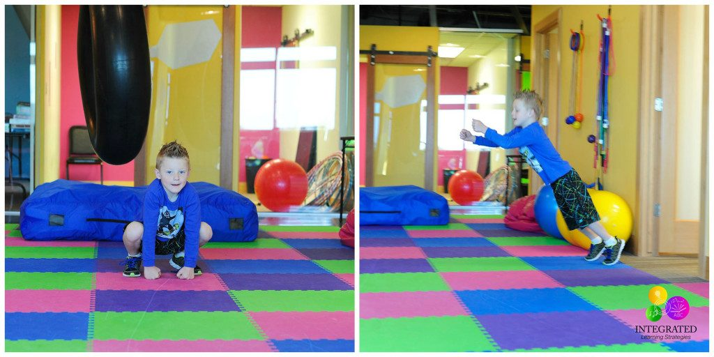 Exercises for Better Emotional Regulation, Motor Skills and Core Muscle
