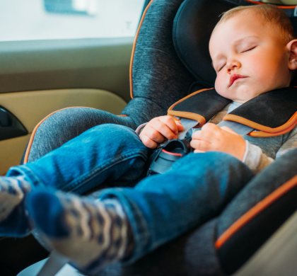 Parents: Stay Away from Containers (Car Seats, Bumbos, Swings and Nursing Cushions)