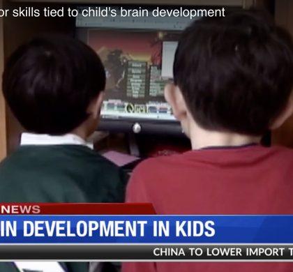 Gross motor skills tied to child's brain development | ilslearningcorner.com