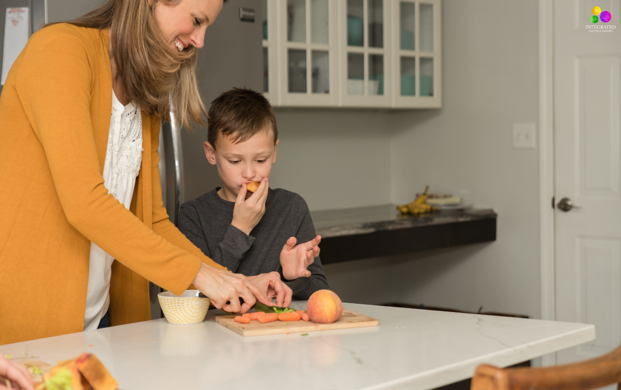 5 Surprising Sensory Activities to Help Picky Eaters