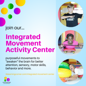 Integrated Movement Activity Center |ilslearningcorner.com